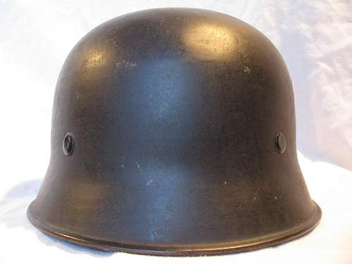 Single Decal Luftschutz - Horned Shell