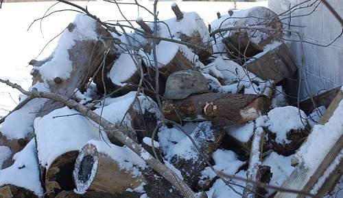 M40 EF Heer Winter Camo