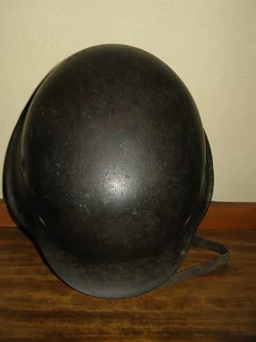 Luftwaffe M42 Helmet