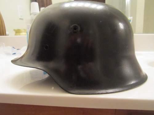 what type of german helmet do i have?please help