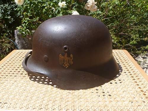 ET M40 SD helmet