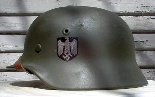 Click image for larger version.  Name:M 40 Helmets 004.jpg Views:61 Size:53.5 KB ID:639921
