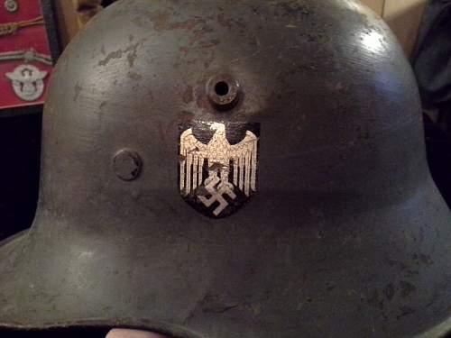 M-16 DD helmet