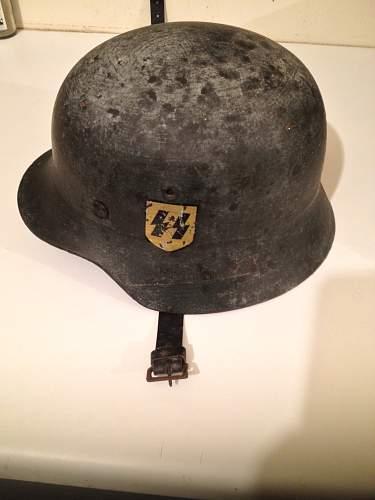 Need help identifying a helmet!!
