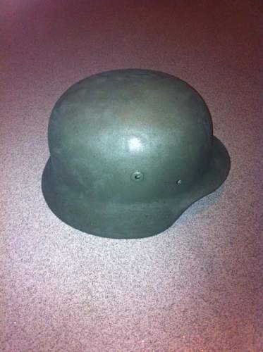 Is This M40 helmet original?
