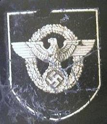M-34 civic police helmet