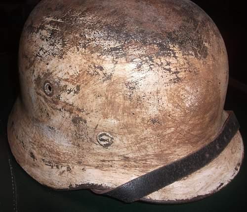 M 40 camo helmet? What do you think?