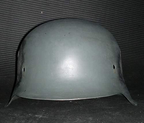 Fake m42 NS66 helmet?