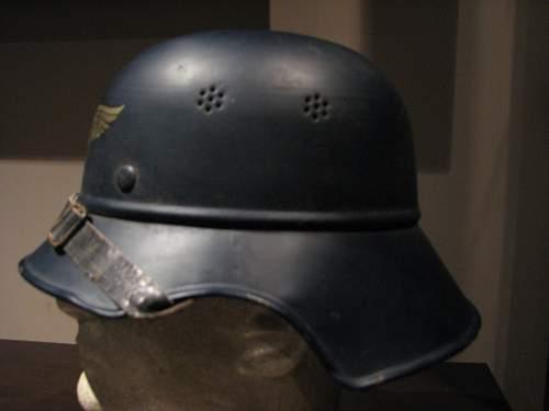 Luftschutz 3pc gladiator