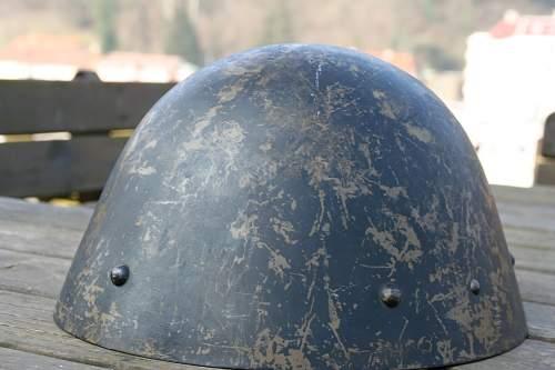 czeck LS helmet