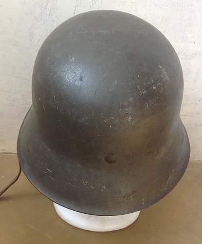 German SD helmet, Opinions?