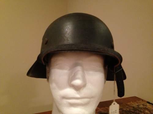 Single Decal Luft Helmet