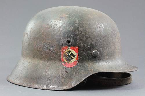 Very Salty M42 Polizei