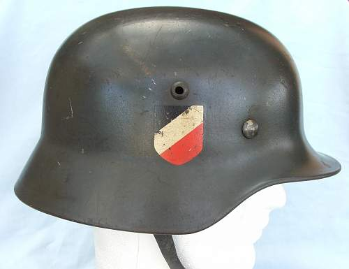 Click image for larger version.  Name:Luft M35 d-d helmet later type 003.jpg Views:27 Size:178.4 KB ID:676806
