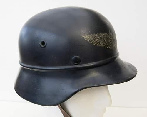 A few of my helmets.