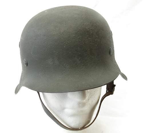 Click image for larger version.  Name:Heer M42 helmet 004.jpg Views:36 Size:218.0 KB ID:676943
