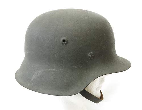 Click image for larger version.  Name:Heer M42 helmet 005.jpg Views:82 Size:219.9 KB ID:676944