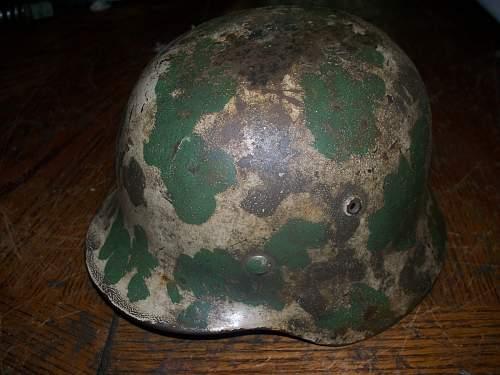 Is it a real camo helmet