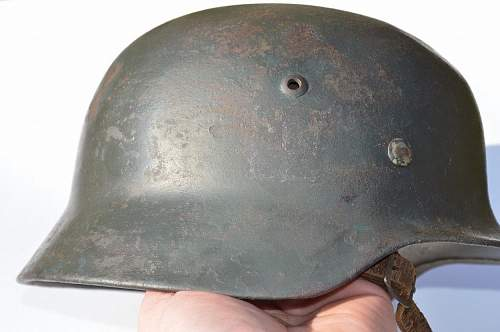 M35 veteran stahlhelm - did I do good?