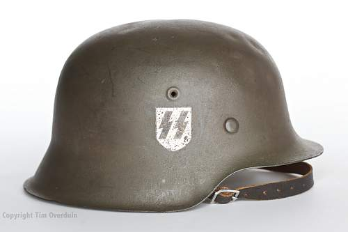 Confirmation on ss helmet
