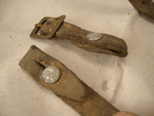 Many helmet chinstrap from Bulgaria... but?