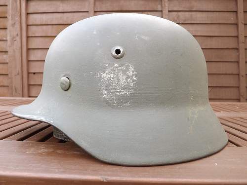 Stripped M35.