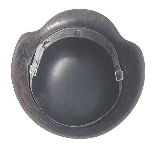 M40 Luftwaffe SD shell
