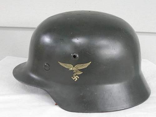 M35 luftwaffe double decal