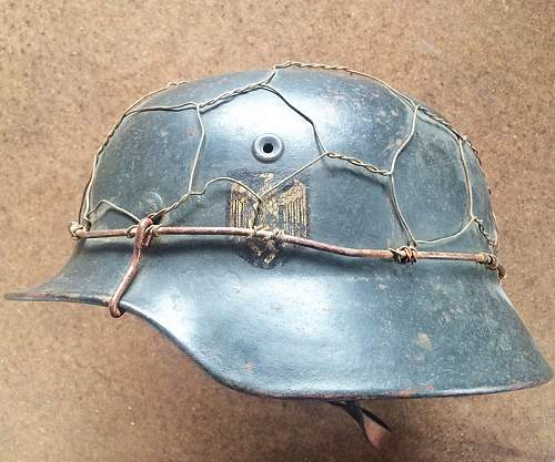 Opinions please on two helmet's (good or bad)
