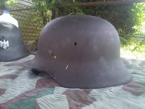 M42 Stahlhelm