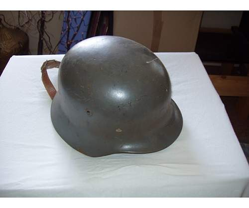 Unknown M35 Helmet
