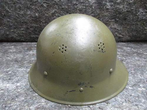 Czech M30 M29 Civil defense Helmets