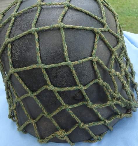 German Helmet Net?