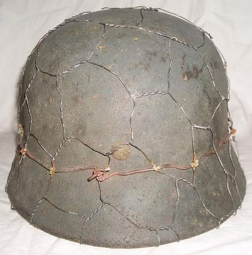 Real Chicken Wire Camo?