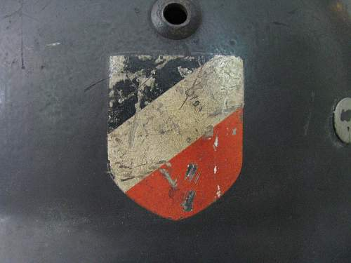 M35 Double Decal Luftwaffe - EF 64 Lot # 3859