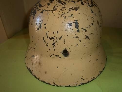 Helmet Afrika Corps, Need Heelp