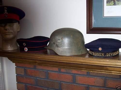 real german camo helmet?