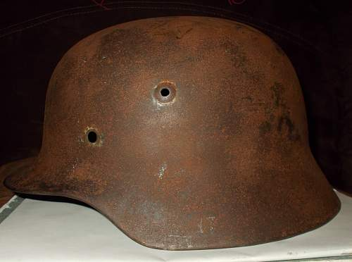 Opinion on M35 Helmet