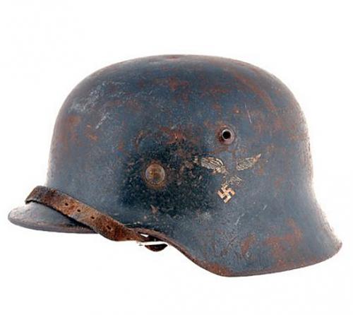 """M35 """"Droop Tail"""" LUFTWAFFE Helmet"""