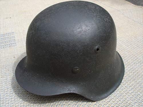 M42 No Decal Helmet