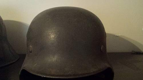 Heer helmet - is it authentic - how much is it worth - please help
