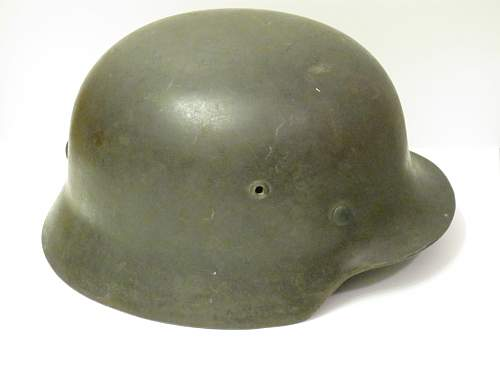 M35 Former Single Decal Helmet