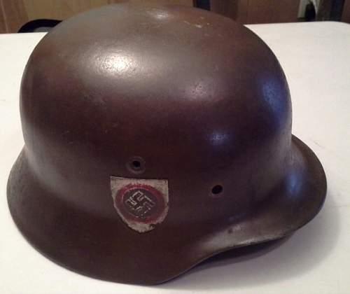 Feldherrnhalle helmet for review