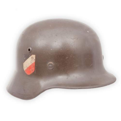 Opinions on this M35 DD Luftwaffe