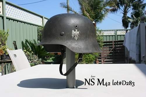 M42 Heer SD NS64 #D283