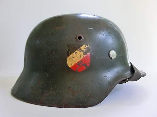 early bird dd Luftwaffe m35