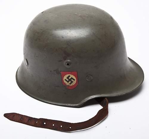 M-42 Field Police helmet