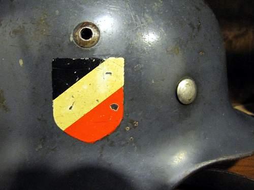 My 2 Helmets