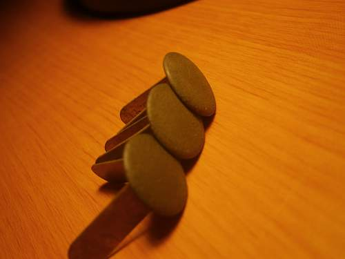 Helmet Liner Split Pins