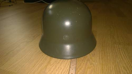 german made finnish m35/40 or?